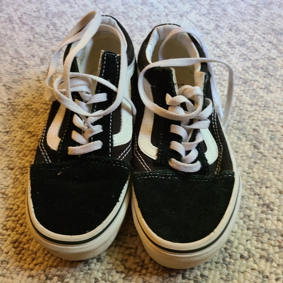 Vans Shoes | Boys Size 1 | Poshmark